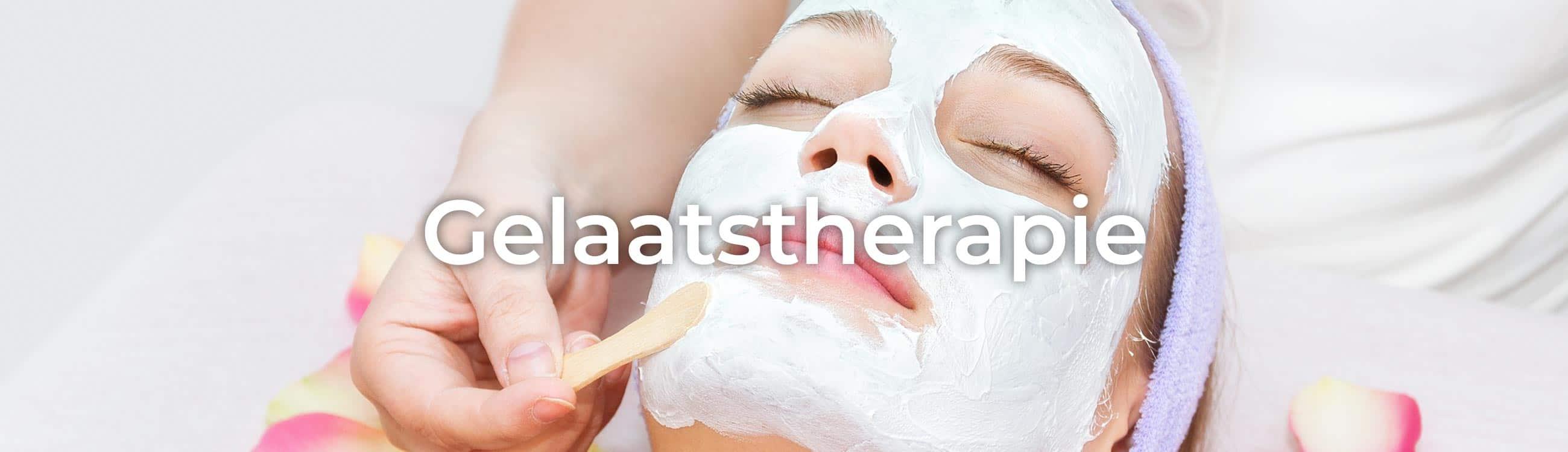 Gelaatstherapie